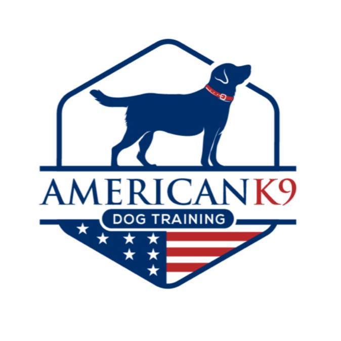American K9 logo.